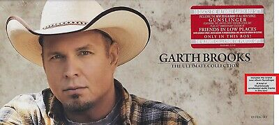 Garth Brooks The Ultimate Collection 10 Disk Set NEW