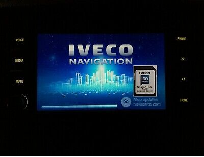 Sd Mappe Iveco Stralis Special Edition 2020+Autovelox Reali  Stralis-Daily Iveco