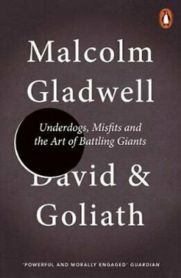 David and Goliath Underdogs, Misfits and the Art of Battling Gi... 9780141978956
