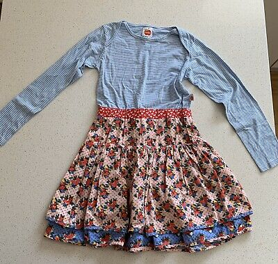 Oobi winter dress Size 10 Pristine Condition FREE POSTAGE