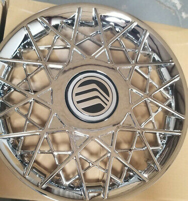 1pc NEW SET OF 1998-2002 Mercury Grand Marquis Hubcap Aftermarket Wheel Cover