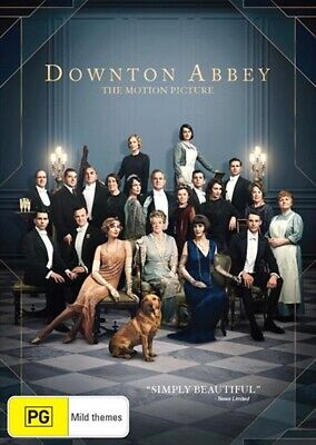 DOWNTON ABBEY Movie : The Motion Picture : NEW DVD