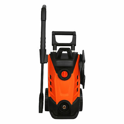 Electric Pressure Washer High Power 1860PSI 128BAR Water Cleaner Jet Car Patio