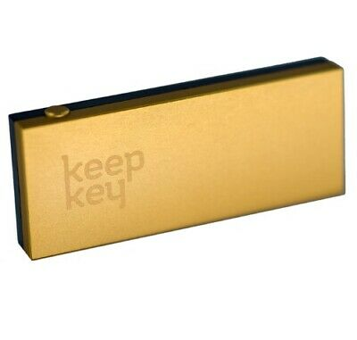 KeepKey Bitcoin & Crypto Hardware Wallet   ***GOLD LIMITED EDITION***