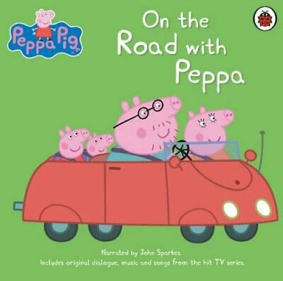 Peppa Pig: On the Road with Peppa by Peppa Pig 9780241261347 | Brand New