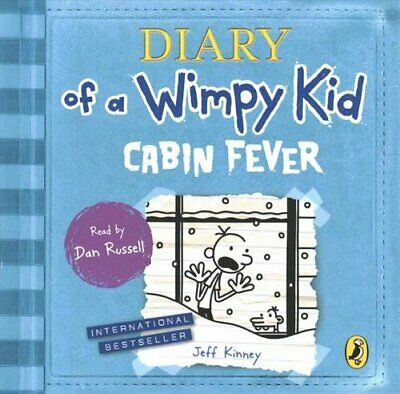 Diary of a Wimpy Kid: Cabin Fever (Book 6) by Jeff Kinney 9780241362914