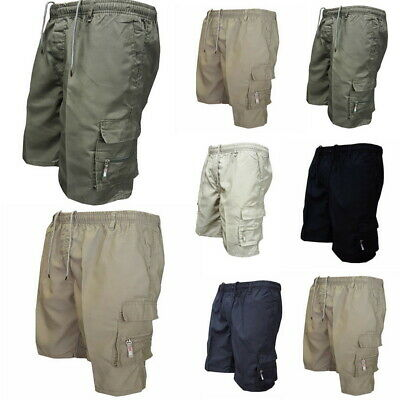 Mens Combat Shorts Work Portwest Texo Contrast cargo casual tool pockets TX14