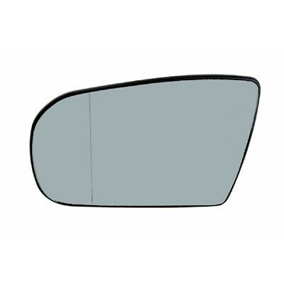For Mercedes E-Class w210 2000-02 Right DRIVER SIDE Electric wing mirror glass
