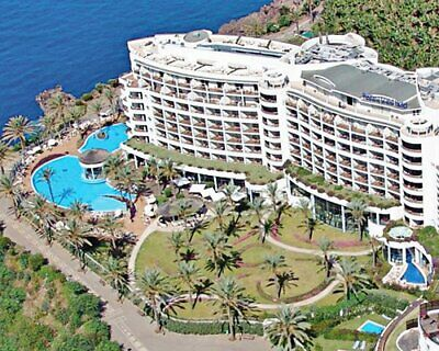 Timeshare Pestana Grand Hotel, Funchal, Madeira, RCI Gold Crown Resort
