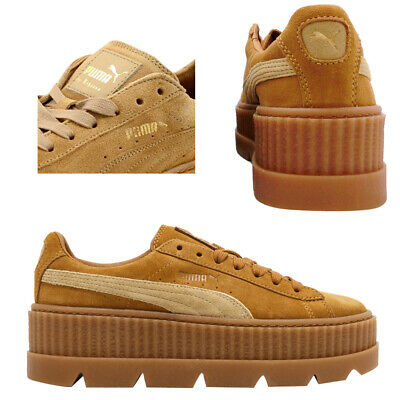 PUMA X FENTY Cleated Creepers Suede by Rihanna Schuhe