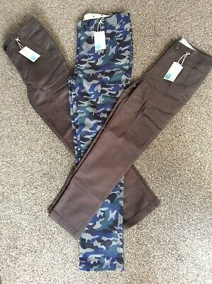 GENUINE BODEN SMART CHINO COMBAT JEANS /TROUSERS.   Age 10  RRP £35 FREEPOST