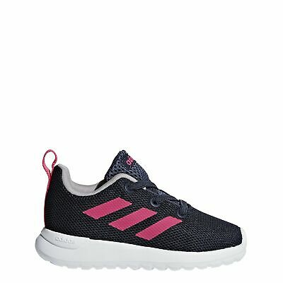 adidas Kids' Lite Racer CLN Sneaker, Trace Blue/Sh - Choose SZ/color
