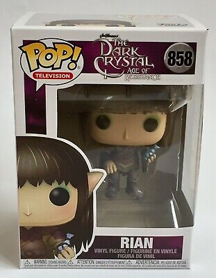 Funko POP TV Dark Crystal Rian Brand New In Box