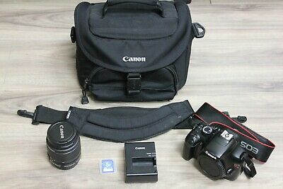 Canon EOS Rebel T3 12.2MP Digital SLR Camera (Kit w/EF-S 18-55mm IS II Lens)