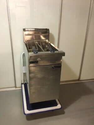 Waldorf Double Pan Deep Fryer