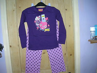 Pyjamas Moshi Monsters for Girl 7-8 years