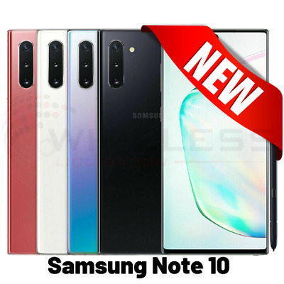 New Samsung Galaxy Note 10 SM - N970U GSM UNLOCKED 256GB AT&T T-Mobile