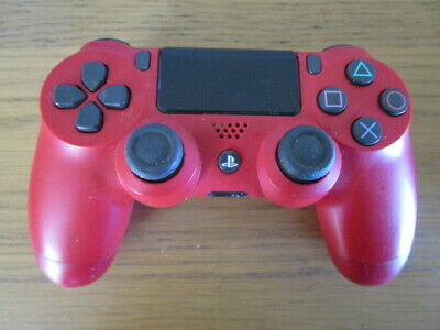 Sony Original PlayStation 4 Red Controller Ps4 Controller PS4 Gamepad Wireless