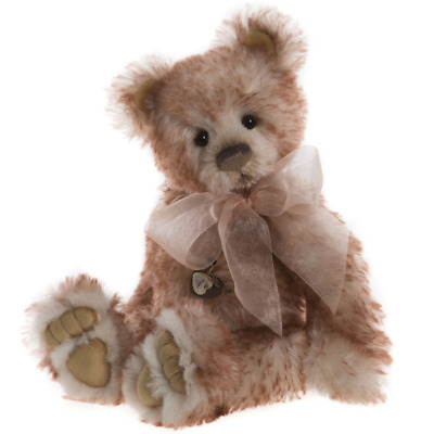 CHARLIE BEARS ISABELLE LEE COLLECTION BEAR SOUFFLE LE 300 - 34cm