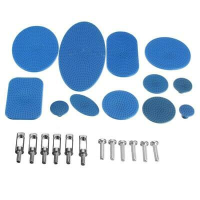 Glue Tabs 12pcs Set Paintless Dent Repair Tools   GT-006 PDR $37.95 PICK UP