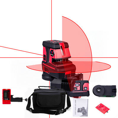 NEW LETER  laser spot Self Levelling red laser level With laser receiver