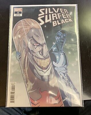 Silver Surfer Black #5 1:200 Cian Tormey Variant Marvel ☄️ Knull Void Knight NM+