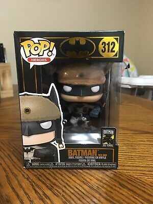 Funko Pop Heroes #312 Batman Red Son DC 80 Years In Hand