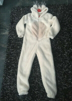 Reindeer All In One, Child Size 5-6 Years BNWT