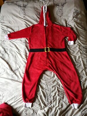 Christmas Onesie/All in One/One Piece Children age 9-10 years(not gerber)