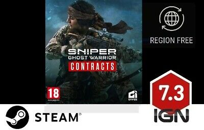 Sniper Ghost Warrior Contracts [PC] Steam Download Key - FAST DELIVERY