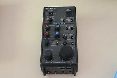 Sony RM-P9 Compact Remote Control Panel