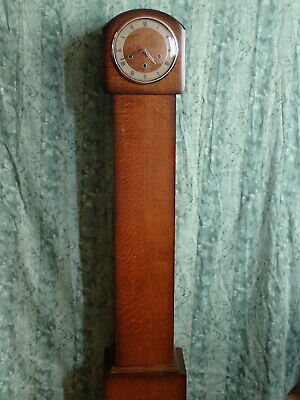 VINTAGE GRANDDAUGHTER CLOCK, Smiths, Westminster Chimes