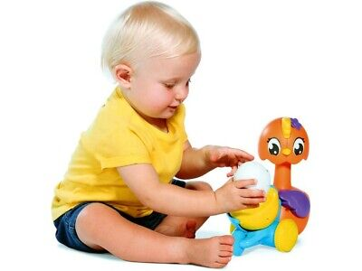 NEW Tomy Pop & Go Hatch Crawling Toy from Mr Toys
