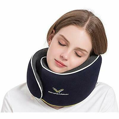 Travel Pillow, Pillows Neck For Airplane And Car. New Upgrade In 2019,Wider Set