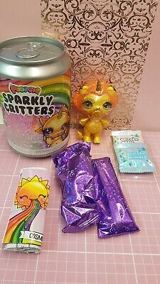 POOPSIE Sparkly Critters Drop 2 •RAY• The Sun NEW /& SCENTED