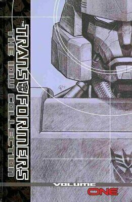 Transformers The Idw Collection Volume 1 by Simon Furman 9781600106675