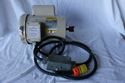 Franklin Electric 4101006403 3//4 HP 1725 RPM 115//230 V 60 Hz Electric Motor