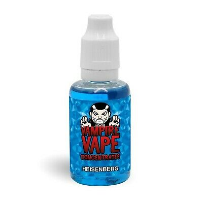 Vampire Vape Heisenberg Concentrated Flavour Concentrate for DIY Liquid Mixing
