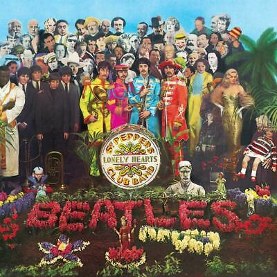 The Beatles SGT. Sergeant Peppers Lonley Hearts Club Band Vinyl Remastered 2012