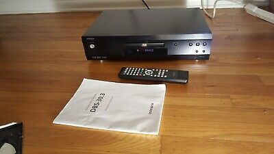 Integra DBS-30.3 Blu-Ray--DVD Player --with Remote and Manual