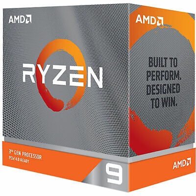 AMD Ryzen 9 3950X 3.5 GHz 16 Core 32 Thread 64MB Cache AM4 CPU Desktop Processor