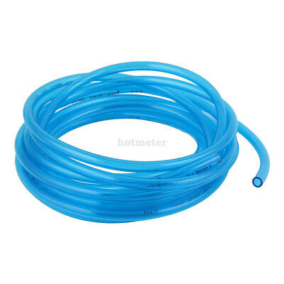 H● PU Polyurethane 10mm x 6.5mm Dia 6M 20Ft Air Tube for Push To Connect Fittin.