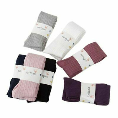 Socks Cotton Pantyhose Kids Girls Tights Warm Toddler Well Stockings Pants Baby