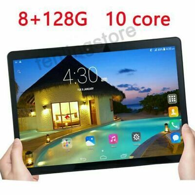 "10.1"" para la tableta Android 8.0 Tablet PC 8GB +128GB 10 Core WIFI 13.0MP"