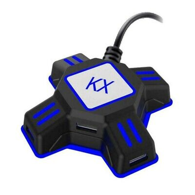 KX Universal Keyboard Mouse Converter Adapters for PS4-PS3 Xbox One Switch APEX