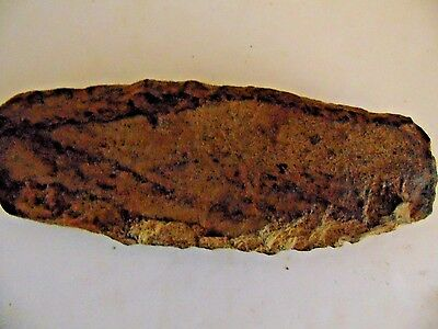 Antique INDIAN ARTIFACT Native American STONE AXE Head 19 of 24 stones