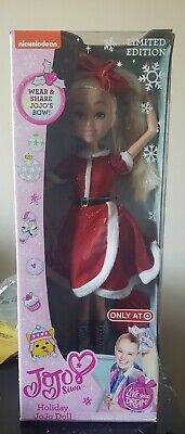 """JoJo Siwa 18"""" Holiday Doll (Target Exclusive) SOLD OUT EVERYWHERE"""
