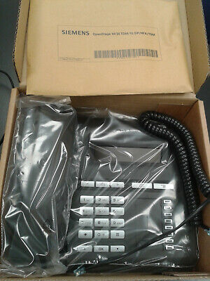 UNIFY / Siemens Openstage 15 T telephone set - NEW !