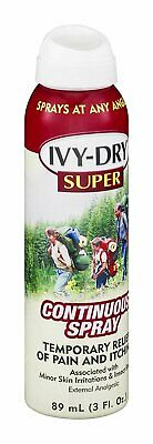 Ivy-Dry Dry Continuous Spray