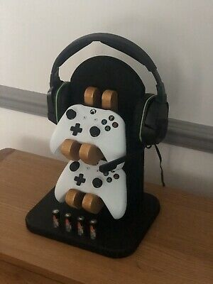 Xbox/Playstation Controller and Headset Stand